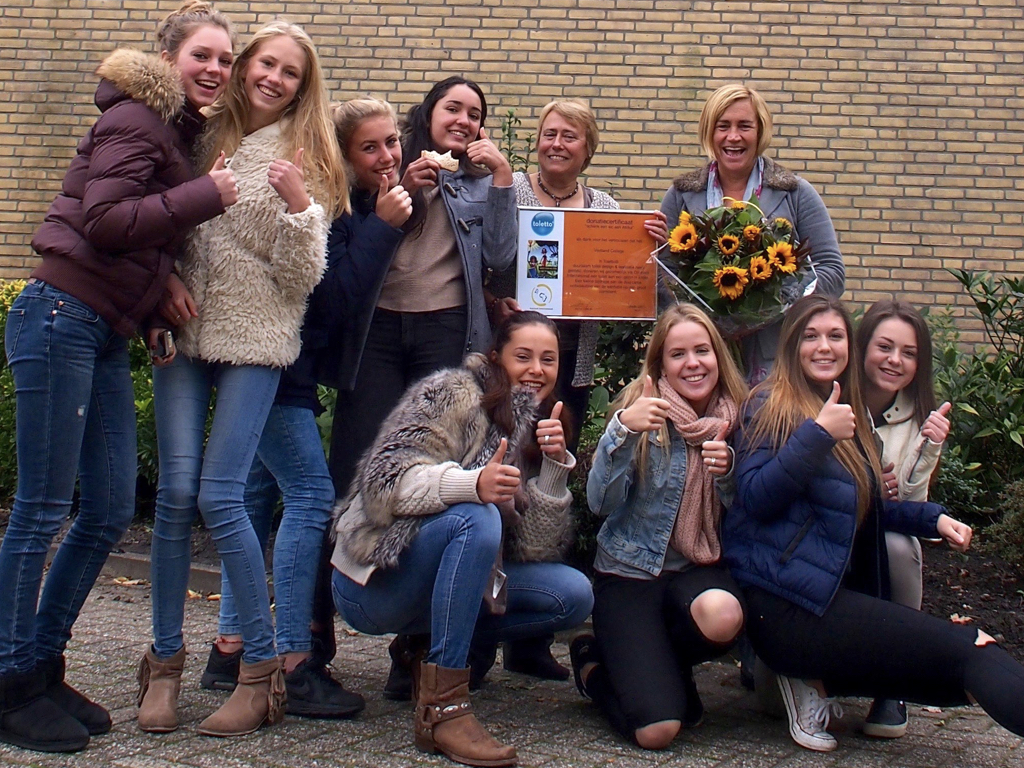 Toletto schooltoiletten Vlietland College Leiden