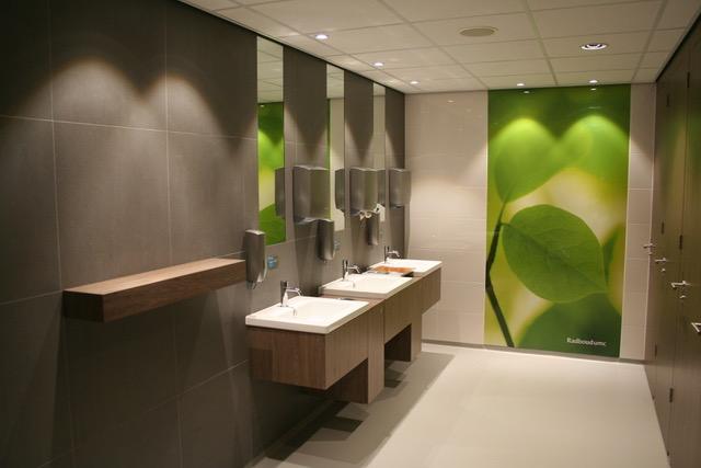 Toletto toiletrenovatie Radboud UMC