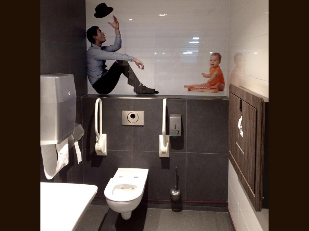 Toletto mooie toiletten winkelcentrum Gelderlandplein Amsterdam