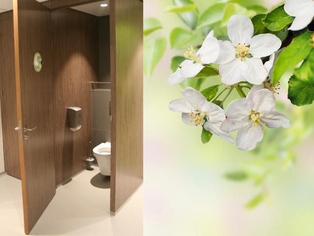 Toletto mooie toiletten Radboud UMC