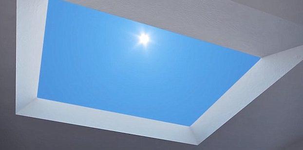 toiletverbouwing daglichtplafond