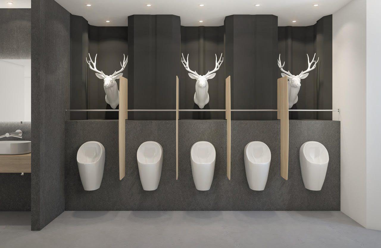 Toletto mooie toiletten