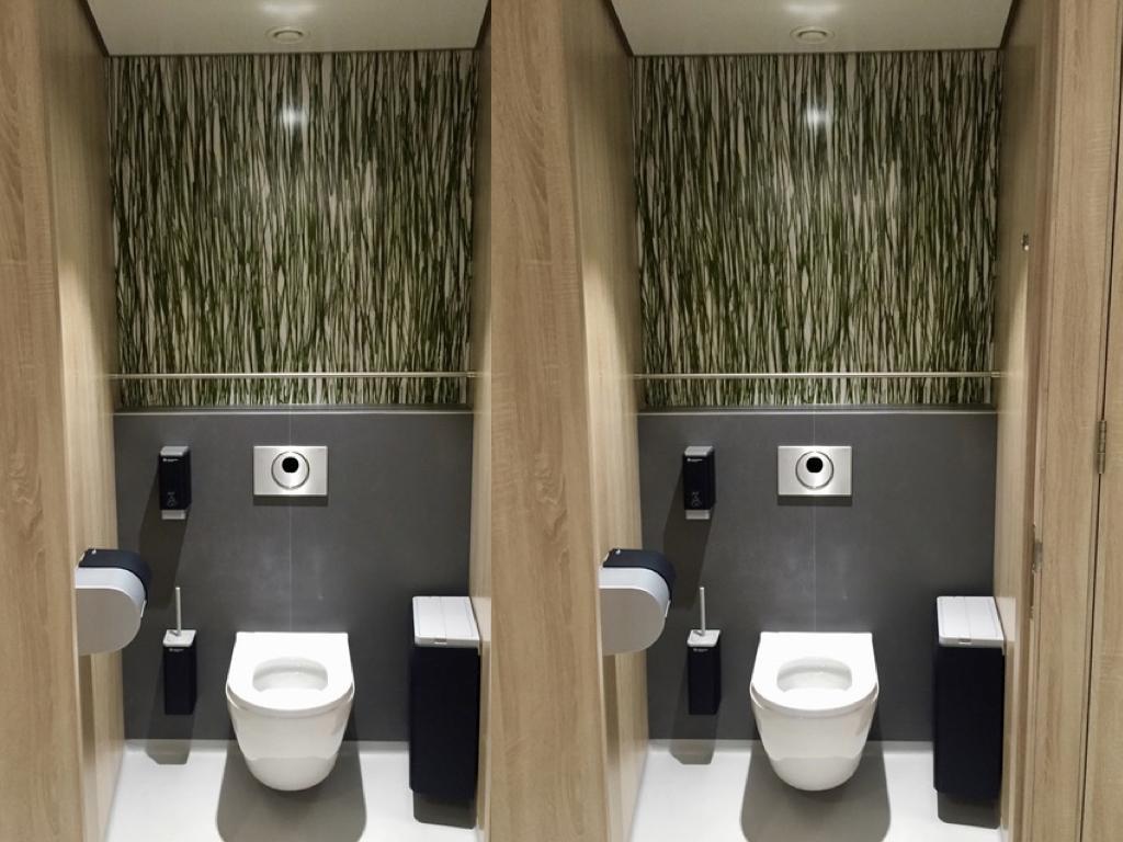Toletto openbare toiletten Hoog Catharijne Utrecht