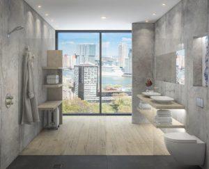 Hotel badkamer met WOW effect - Toletto