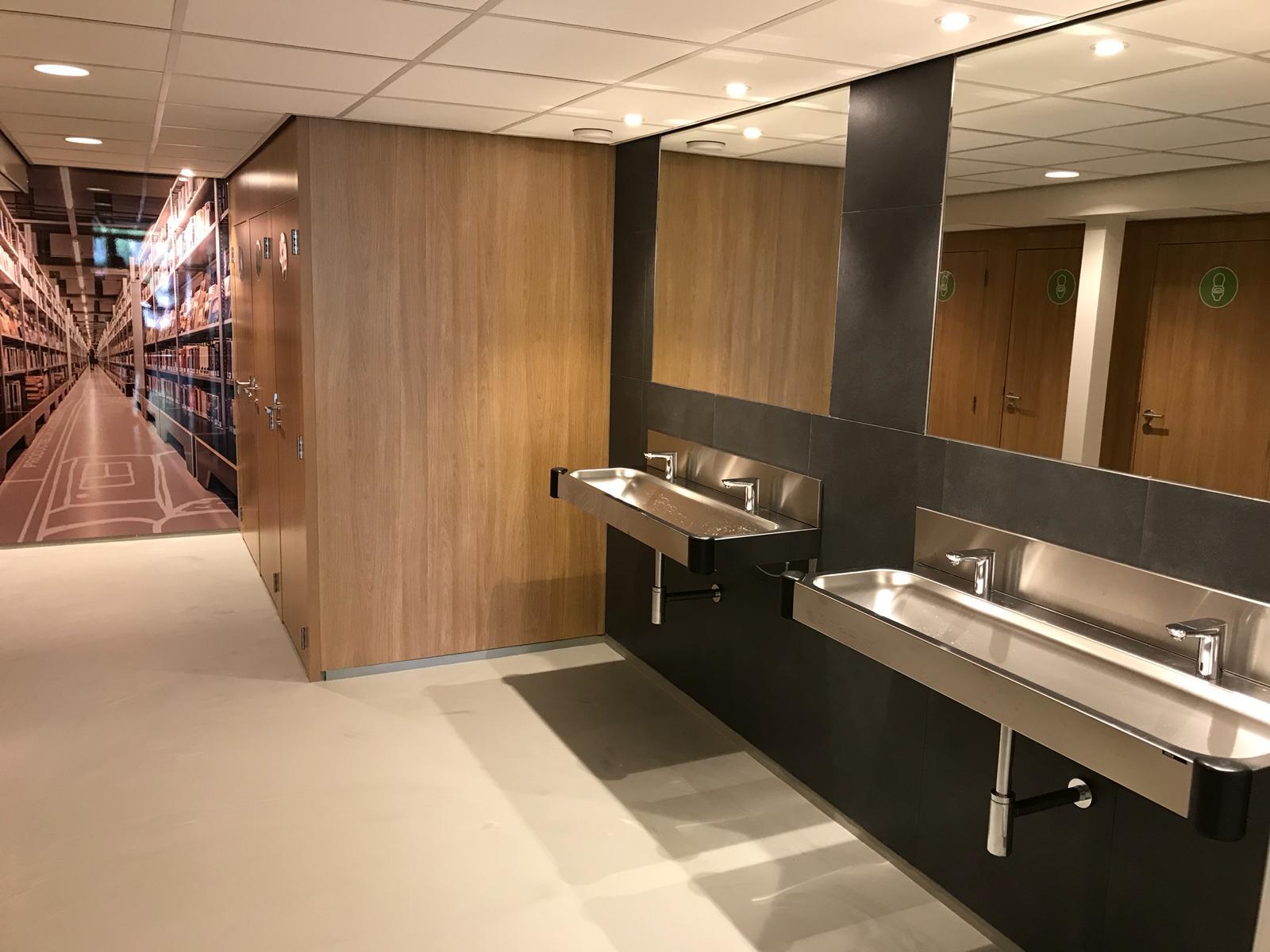 Toletto - Publieke toiletten Chocoladefabriek Gouda 1