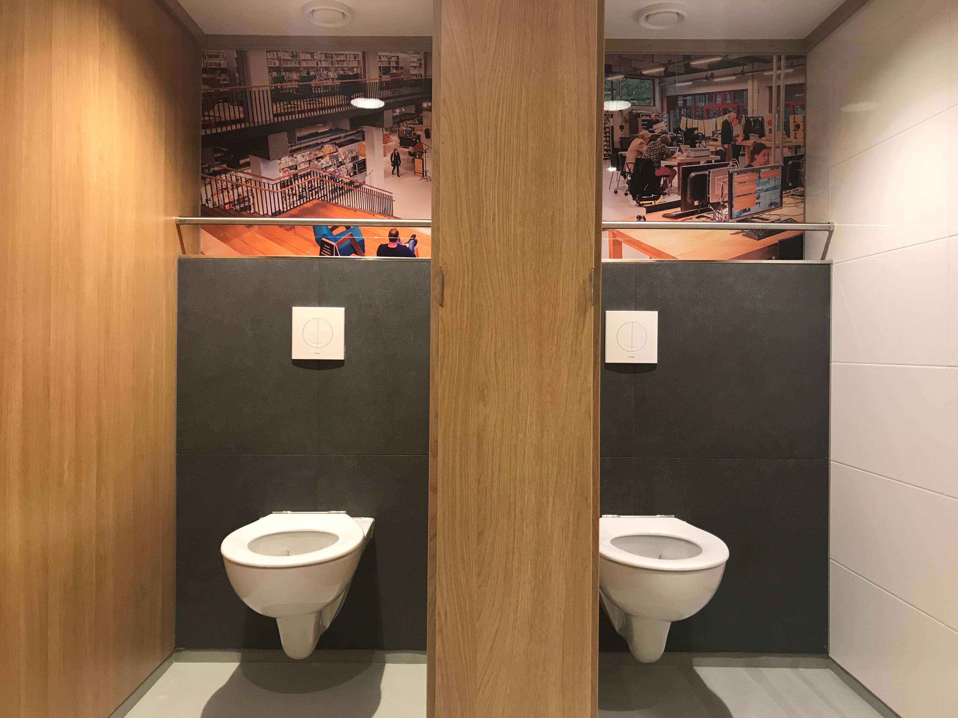 Toletto - Publieke toiletten Chocoladefabriek Gouda 2