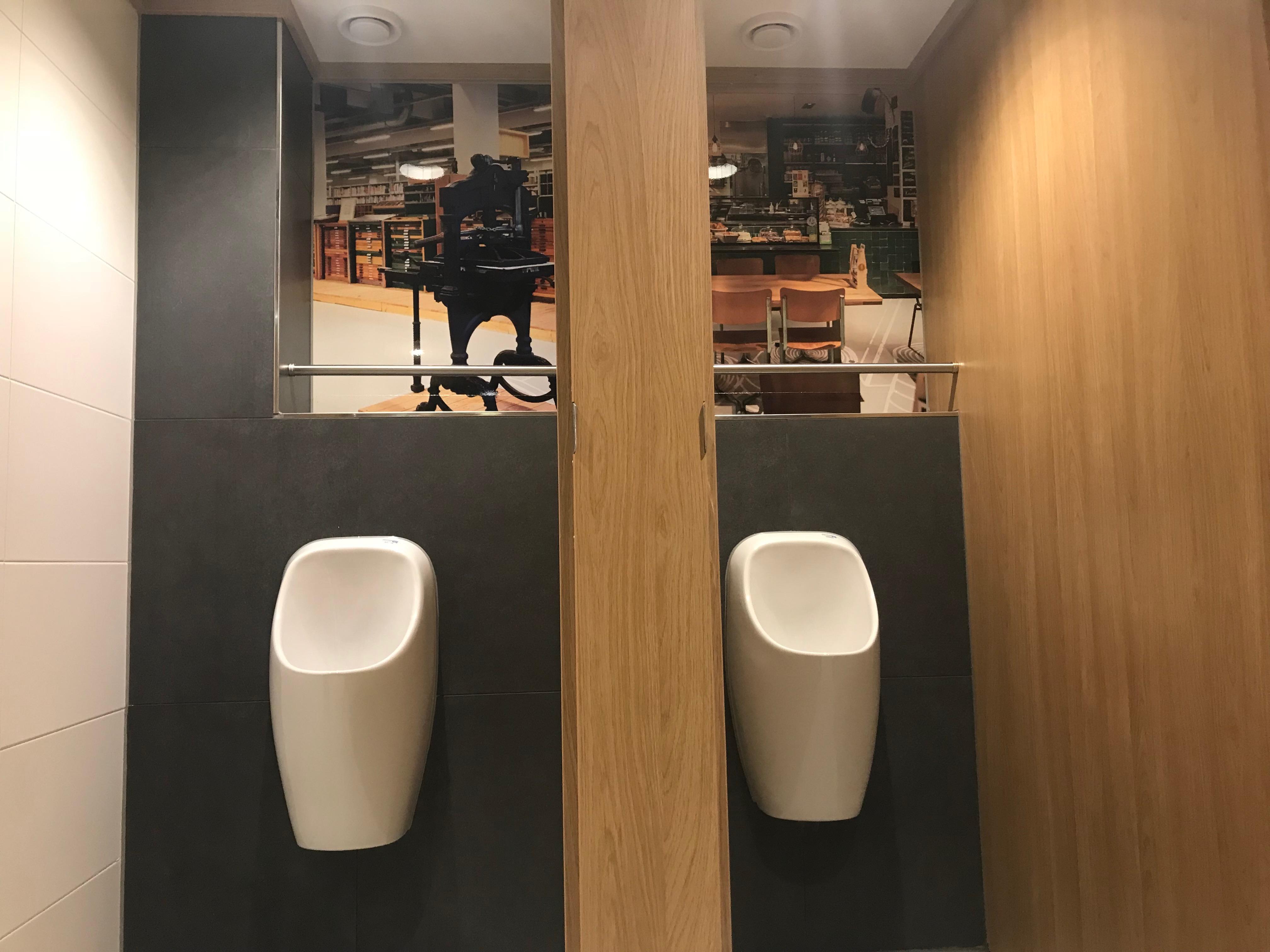 Toletto - Publieke toiletten Chocoladefabriek Gouda 4