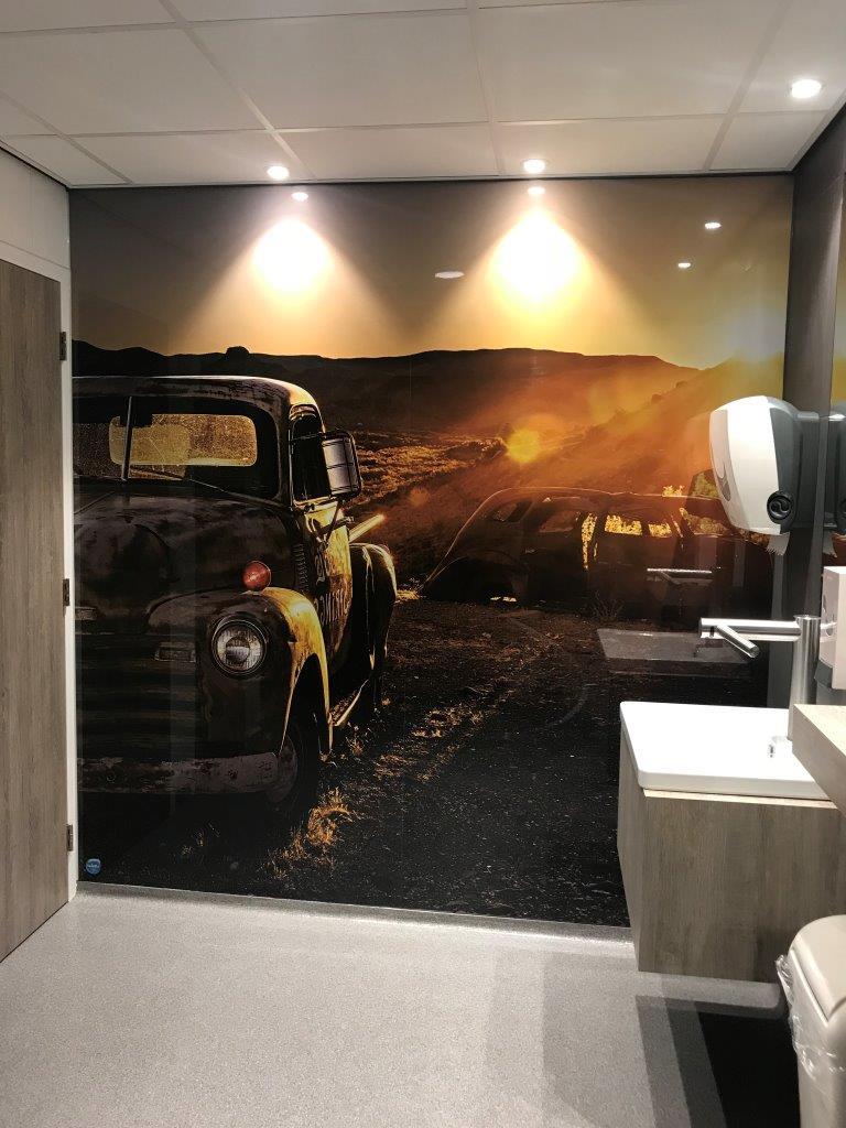Toletto toiletten Truckstop 26BIS Heusden