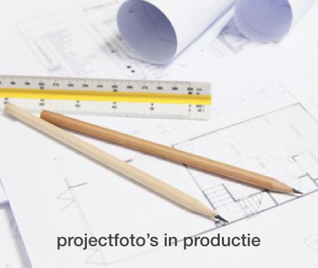 Toletto toiletten - projectfoto's in productie voor alle projecten