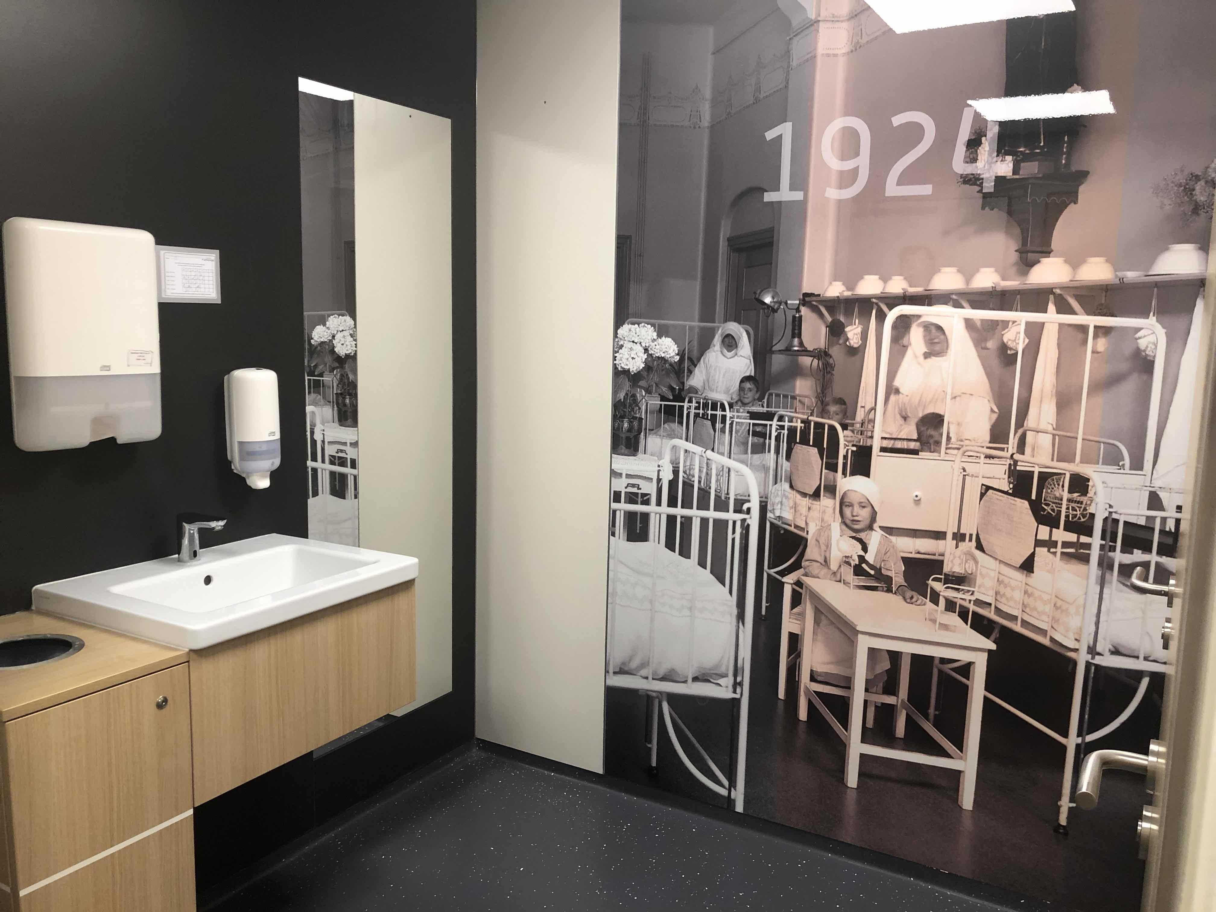 Toletto - toiletten St. Antoniusziekenhuis 1